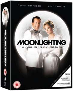 Moonlighting - Series 1-5 - Complete