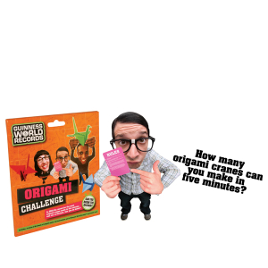 Guinness World Records - Origami Challenge