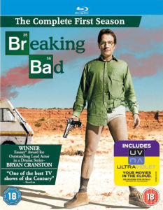 Breaking Bad - Seizoen 1 (Bevat UltraViolet Copy)