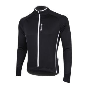 Santini Orbit Windproof Jacket - Black