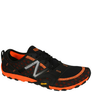 New Balance Men's MT10 v2 Minimus Running Trainer - Orange/Black
