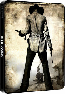 3:10 To Yuma - Zavvi Exclusive Limited Edition Steelbook (Ultra Limited Print Run)