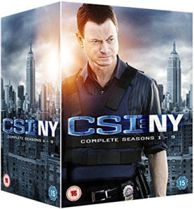 CSI: New York - The Complete Seasons 1-9