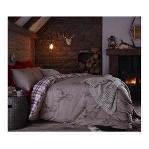 Catherine Lansfield Stag Bedding Set - Multi