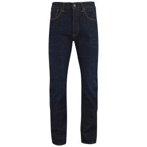Levi's Men's 501 Original Fit Jeans - Blue