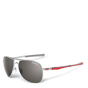Oakley Men's Plaintiff (ducati) Sunglasses - Silver