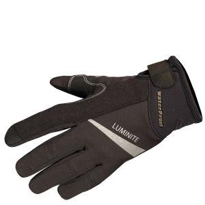 Endura Luminite Glove - Black/Reflective
