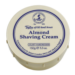 Taylor of Old Bond Street Crema da Barba alle Mandorle