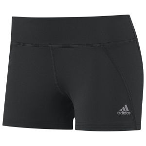 adidas Women's Super Nova Fit Running Shorts - Black