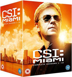CSI: Miami - The Complete Seasons 1-10