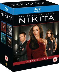 Nikita - Saisons 1-4