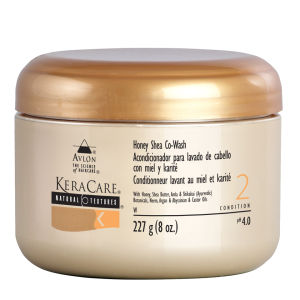 Шампунь-кондиционер Keracare Honey Shea Co-Wash