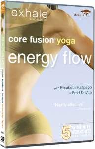 Exhale Core Energy Flow Yoga