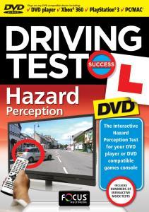 hazard perception dvd