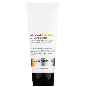 Loção Facial Advanced da Menscience (113 g)
