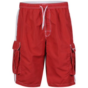 Slazenger Men's Pocket Short - Red