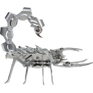 Metal Sculpture - Scorpion