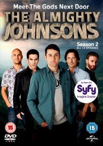 The Almighty Johnsons - Season 2