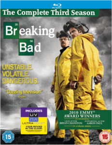 Breaking Bad - Season 3 (Includes UltraViolet Copy)
