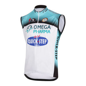 Omega Pharma Quick Step Team Gilet - 2013
