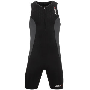 Zone3 Men's Aquaflo Aqua Triathlon Suit - Navy/Blue