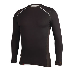 Endura Transmission II Long Sleeve Base Layer - Black