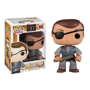 The Walking Dead The Govenor Pop! Vinyl Figur
