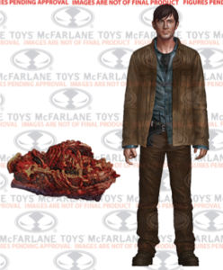 The Walking Dead TV Version Figura Gareth Serie 7