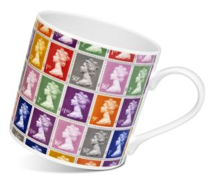 First Class Stamp Mug