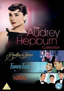 Breakfast At Tiffanys/Funnyface/Sabrina
