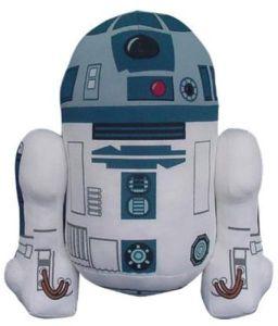 Star Wars 15 Deluxe R2-D2 Sprechendes Plüschtier