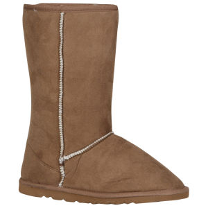Odeon Women's Ugg Style Boots - Chestnut