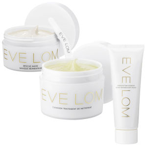 Eve Lom Clear Complexion Trio (Worth £180)