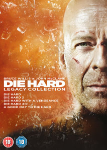Die Hard 1-5 Legacy Collection