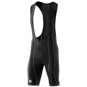 Skins Cycle Pro Men's Bib Shorts - Black/Grey