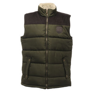 Regatta Männer Everyday Body Warmer - Lorbeere/Torf