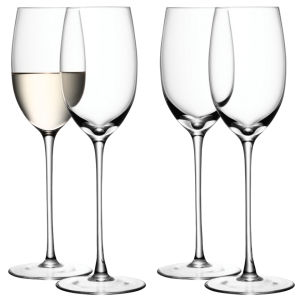 LSA Wine White Wine Glass - Clear (340ml)
