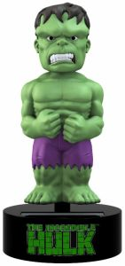 Figurine Solaire Hulk -Marvel NECA -Body Knocker