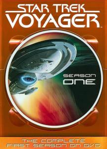 Star Trek Voyager - Season 1 (Slims)