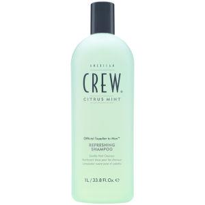 American Crew Citrus Mint Refreshing Shampoo (1000ML)