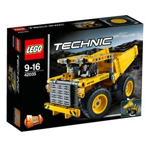 LEGO Technic: Mijnbouwtruck (42035)