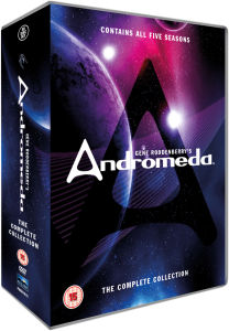 Andromeda - The Complete Collection