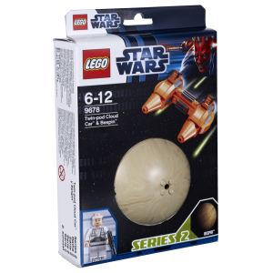 LEGO Star Wars: Twin-Pod Cloud Car & Bespin (9678)