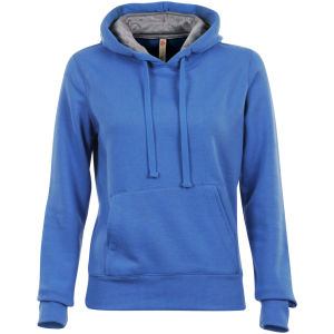 Brave Soul Ladies  Sofia  Hoody - Blue