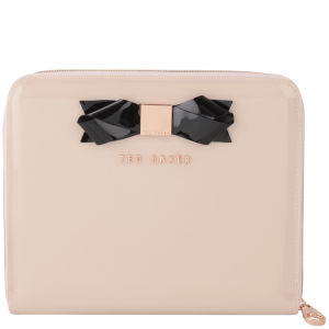 Ted Baker Tabcon Bow IPAD Case - Light Pink