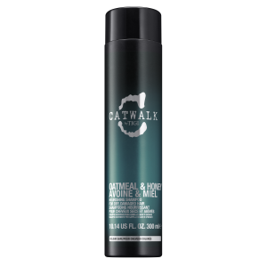 TIGI Catwalk Shampoo Nutriente all'Avena e Miele (300 ml)
