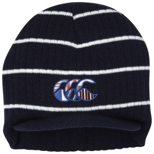 Canterbury Men's CCC Uglies Peak Beanie - Navy/White