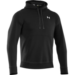 Under Armour Men's CC Storm Transit Hoody - Black/White