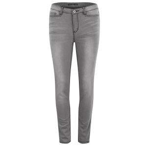 Vero Moda Women's Wonder Denim Jeggings - Grey