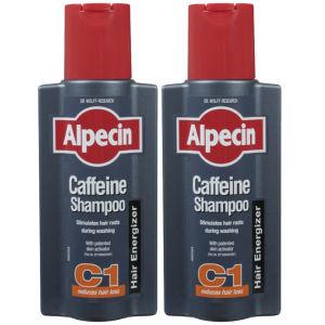 Alpecin Koffein Shampoo C1 Duo (250 ml)